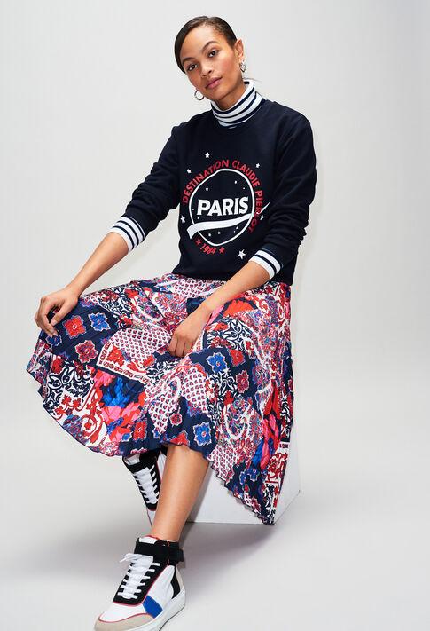 TAVIH19 : Jerseys de punto y sudaderas color MARINE