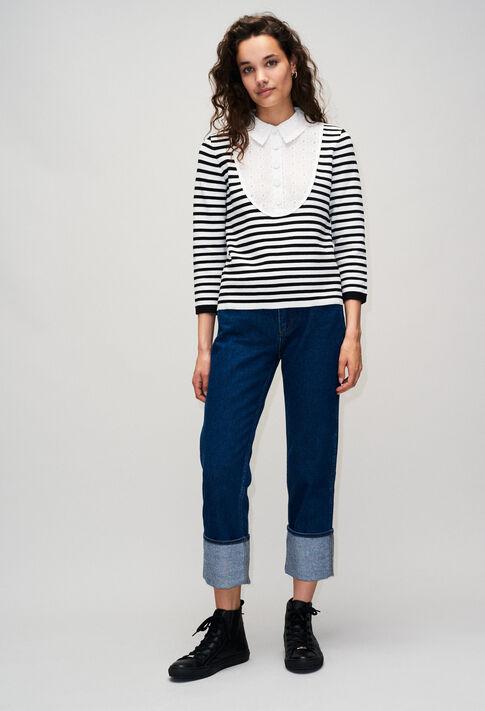 MYPOPYH19 : Jerseys de punto y sudaderas color MARINE