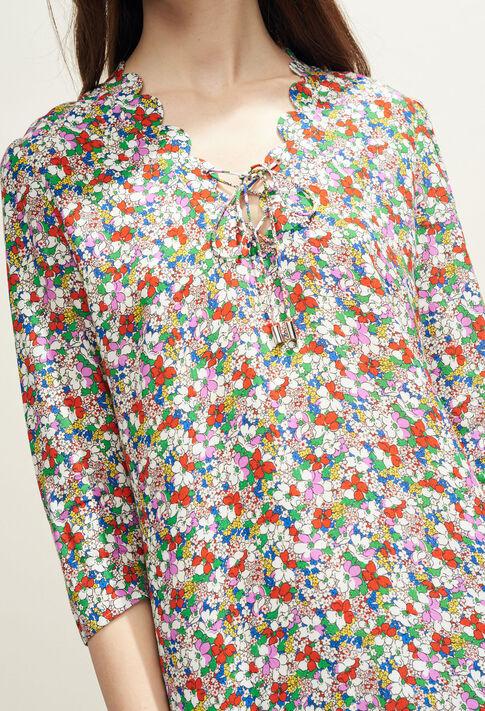 RENZI : Vestidos color Multico