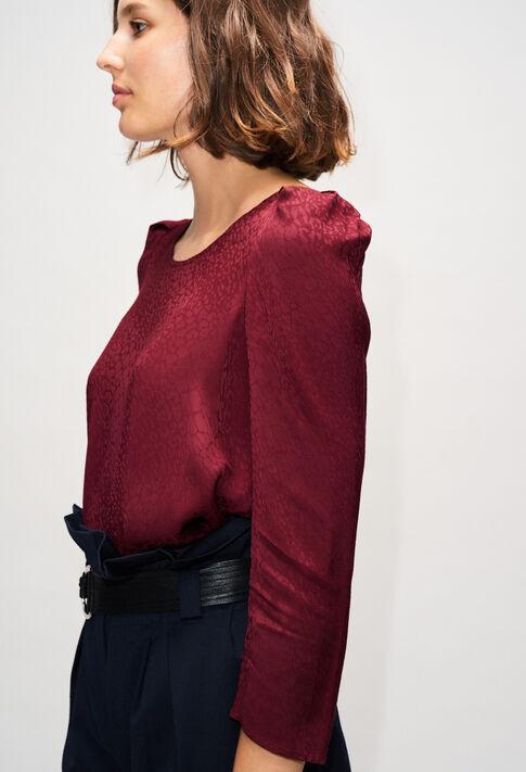 BANCJACH19 : Tops y camisas color VELVET