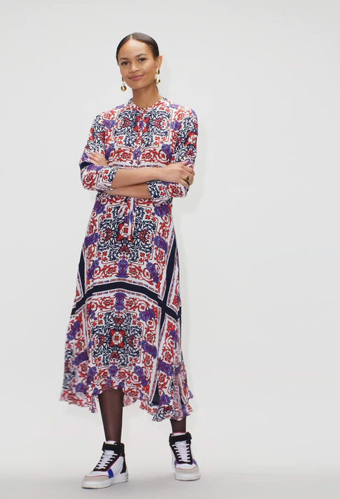 ROMEAH19 : Vestidos color PRINT