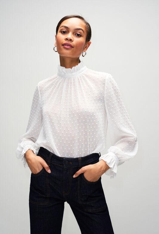 BALLROOMH19 : Tops et Chemises couleur A004