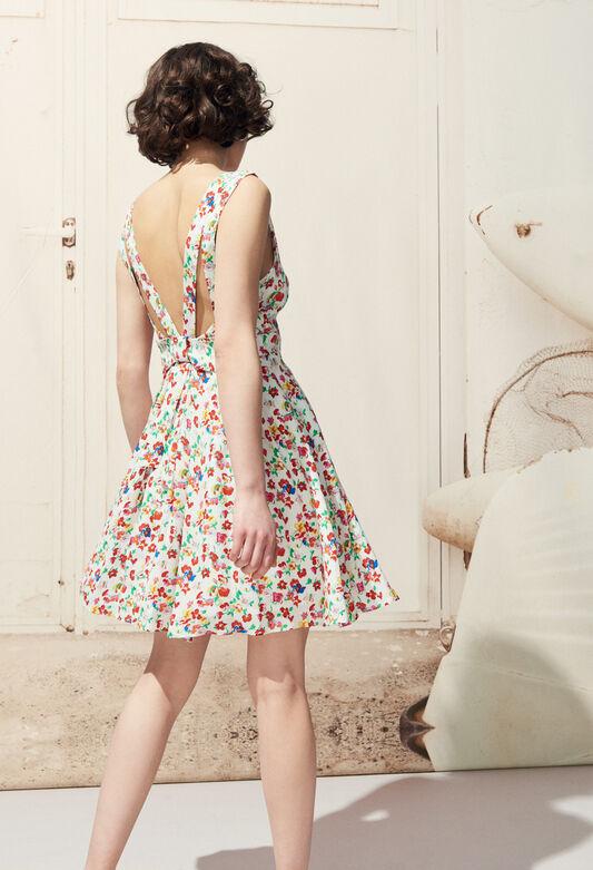 RENCONTRE FLEURS : Vestidos color MULTICO