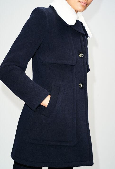 GUSTAVEH19 : Abrigos y chaquetas color MARINE