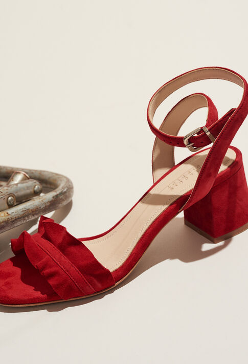 ANVERS TER : Zapatos color ROUGE