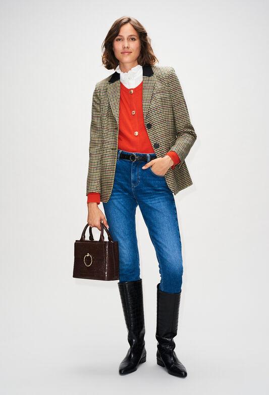 VIRIAH19 : Vestes couleur MULTICO