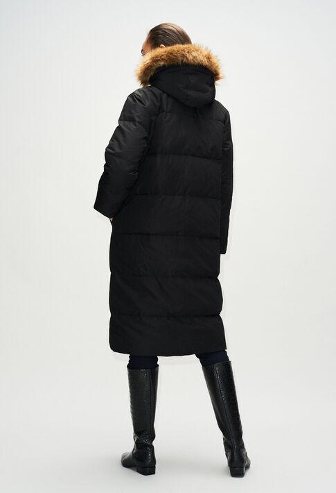 GUNH19 : Abrigos y chaquetas color NOIR