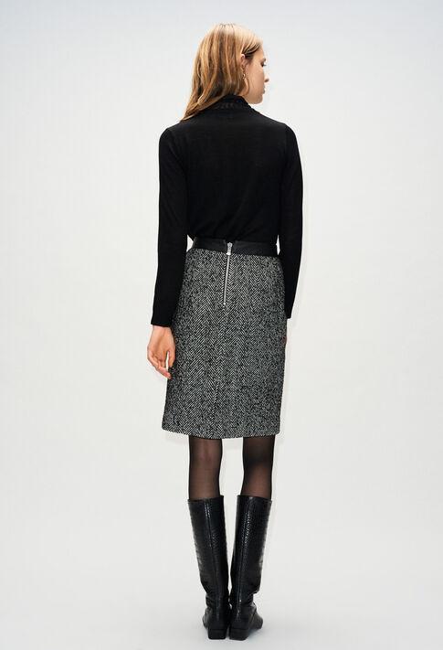 MACAOH19 : Jerseys de punto y sudaderas color NOIR