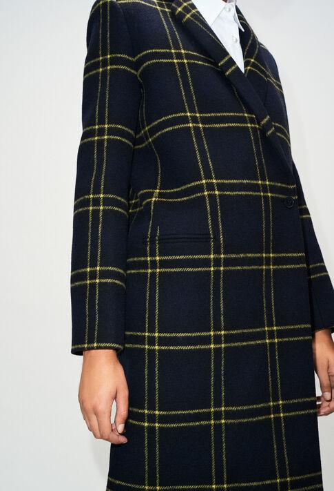 GOLDH19 : Abrigos y chaquetas color MARINE
