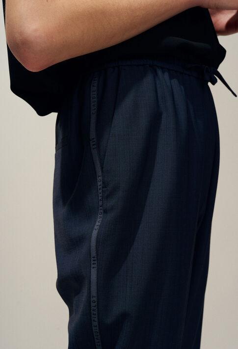 PROUE : Pantalones y vaqueros color Noir