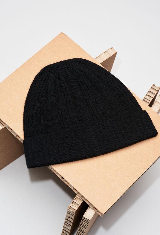 MODEMH19 : Sombreros y guantes color NOIR