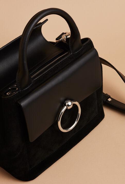 ANOUCK BIS SMALL : Bolsos y marroquinería color Noir