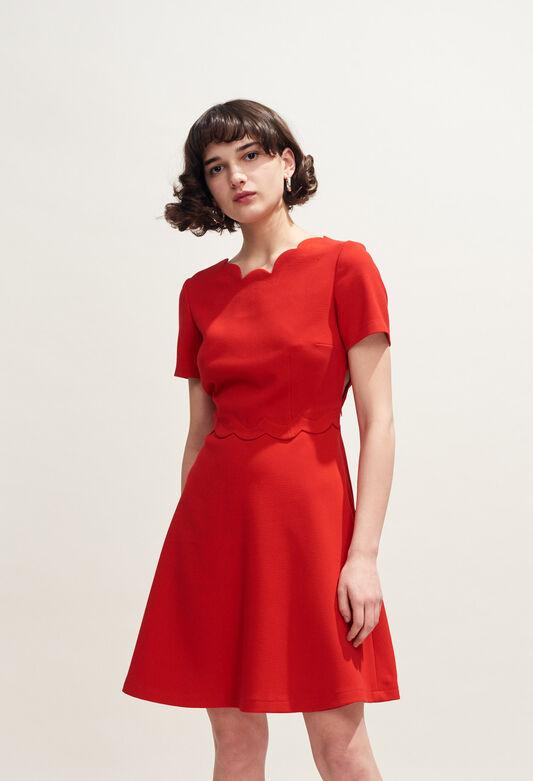 REMI : Vestidos color MARINE
