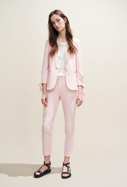 POUSSIN BIS : Pantalons et Jeans couleur ROSE
