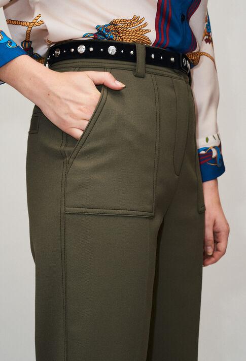 AVEGASSTUDSH19 : Cinturones color NOIR
