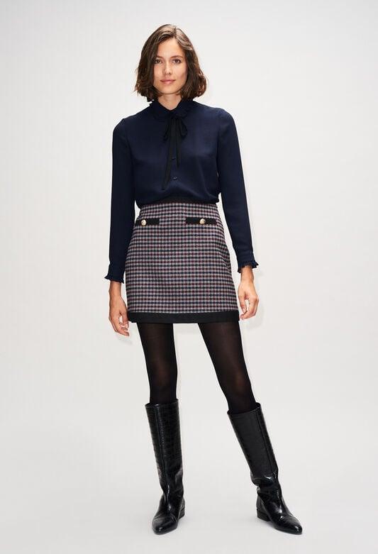 SAGESSEH19 : Faldas y pantalones cortos color MULTICO