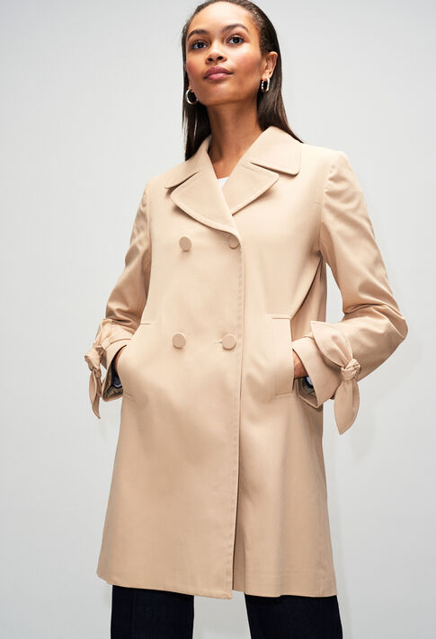 GENZIANAH19 : Abrigos y chaquetas color BEIGE