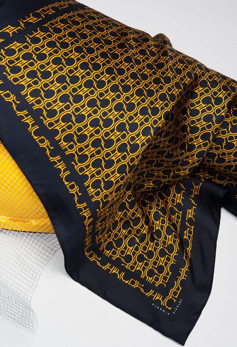 AEROBICH19 : Pañuelos y bufandas color Marine