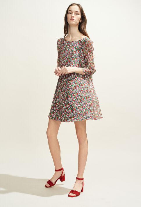 RIFIFI FLEURETTES : Vestidos color MULTICO