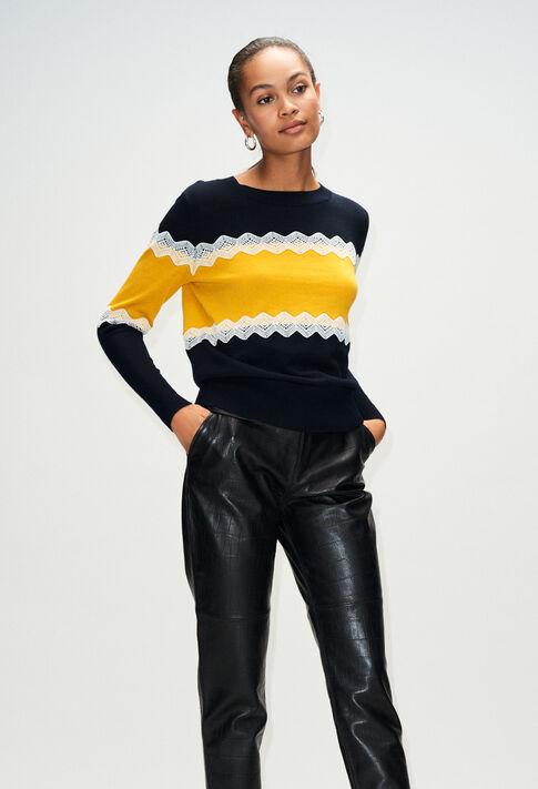 MAGNIAH19 : Jerseys de punto y sudaderas color MARINE