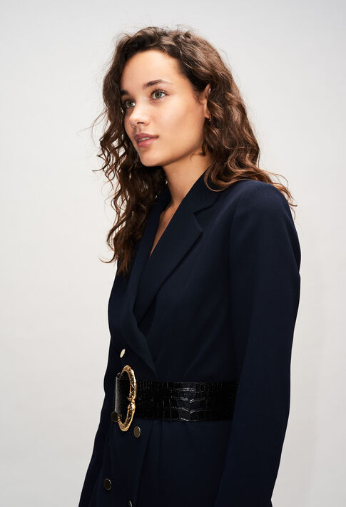 RESEAUH19 : Robes couleur MARINE