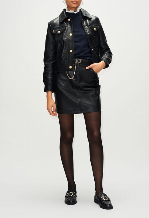 CORSOH19 : Manteaux et Blousons couleur NOIR