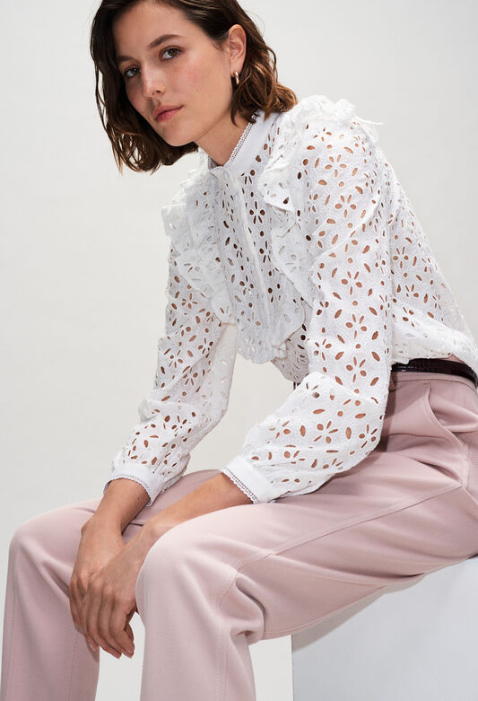 BICHEH19 : Tops et Chemises couleur A004