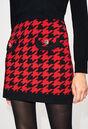 MAMAILLEH19 : Faldas y pantalones cortos color CERISE