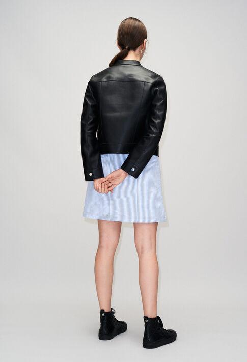 COSMOH19 : Abrigos y chaquetas color NOIR