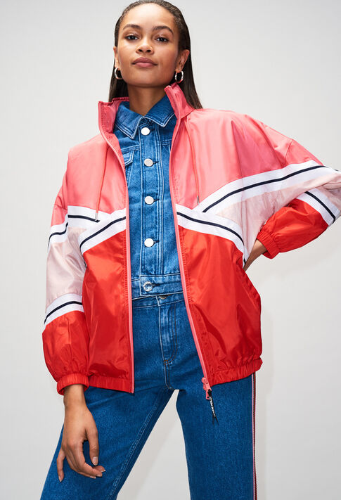 GIRLH19 : Manteaux et Blousons couleur MULTICO