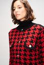 MONMAILLEH19 : Jerseys de punto y sudaderas color CERISE