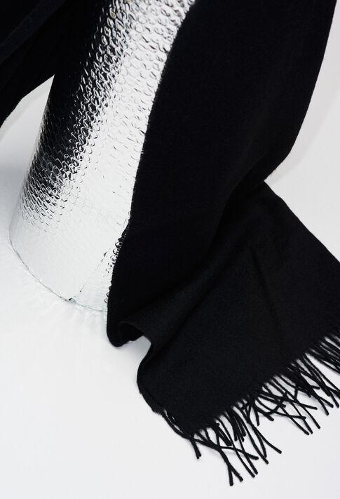 ALASKAH19 : Foulards & Écharpes couleur NOIR