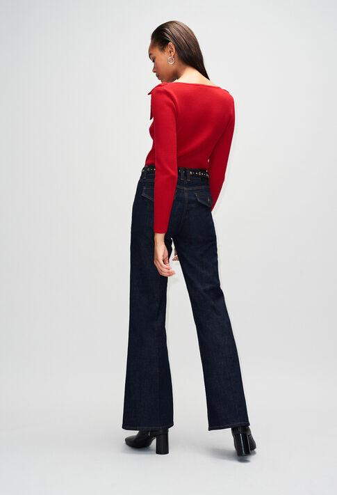 PARODIEH19 : Pantalones y vaqueros color JEAN