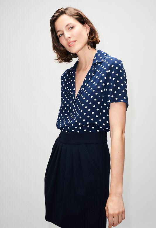 CAMBRIDGEPOISH19 : Tops et Chemises couleur K004