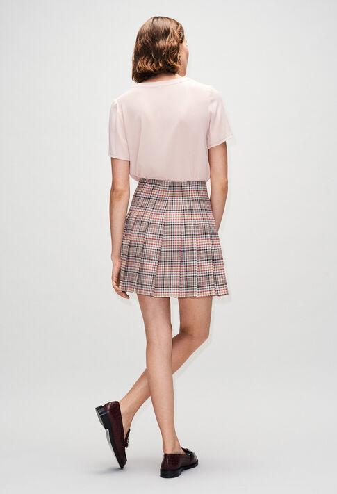 SIRENEH19 : Faldas y pantalones cortos color MULTICO