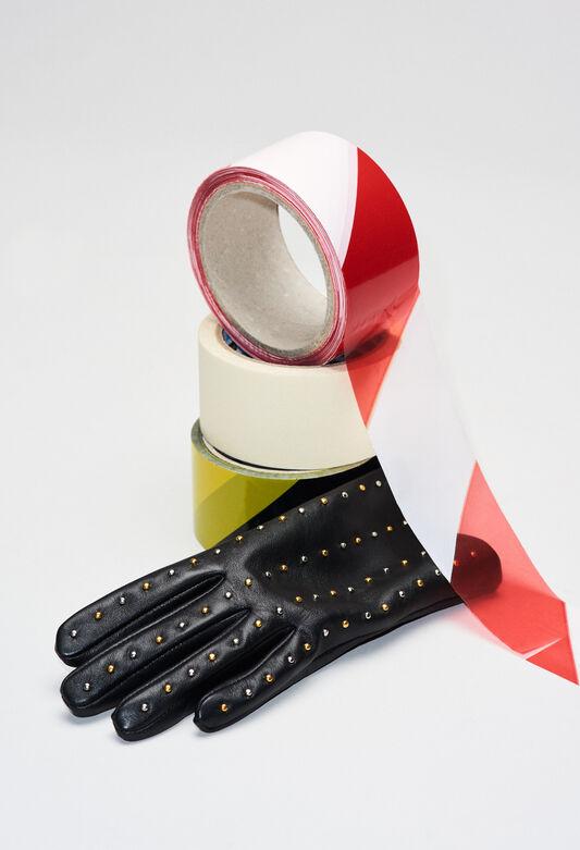 APOCALYPSEH19 : Sombreros y guantes color NOIR