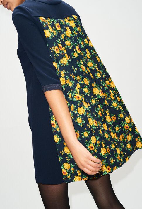 RIBAMBELLEBISH19 : Vestidos color MARINE