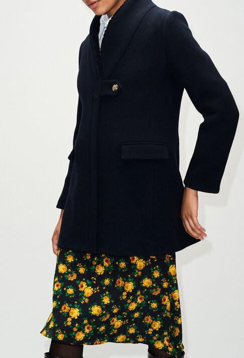 GALINOH19 : Abrigos y chaquetas color MARINE