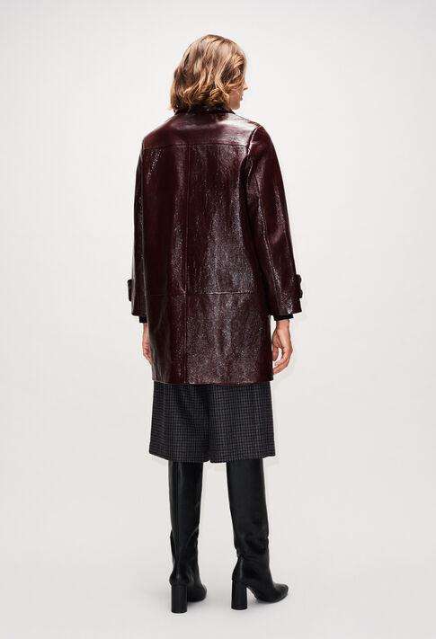 CADEH19 : Abrigos y chaquetas color VELVET