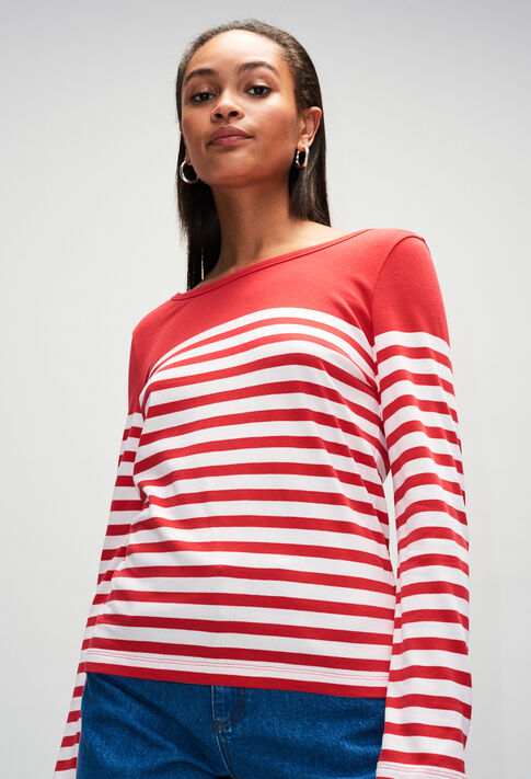 TROCADH19 : Camisetas color ROUGE