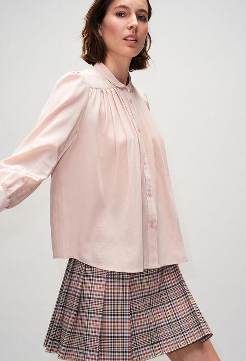 CHANCEUSEH19 : Tops y camisas color NUDE