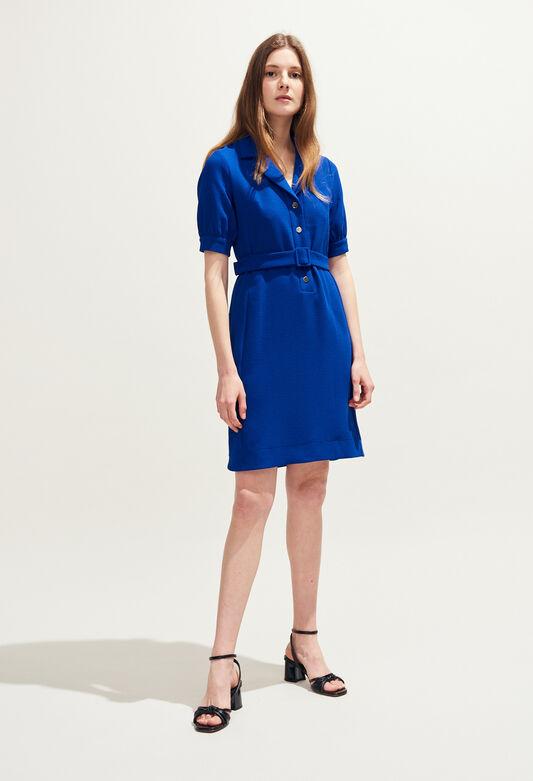 ROSEA BIS : Vestidos color MARINE