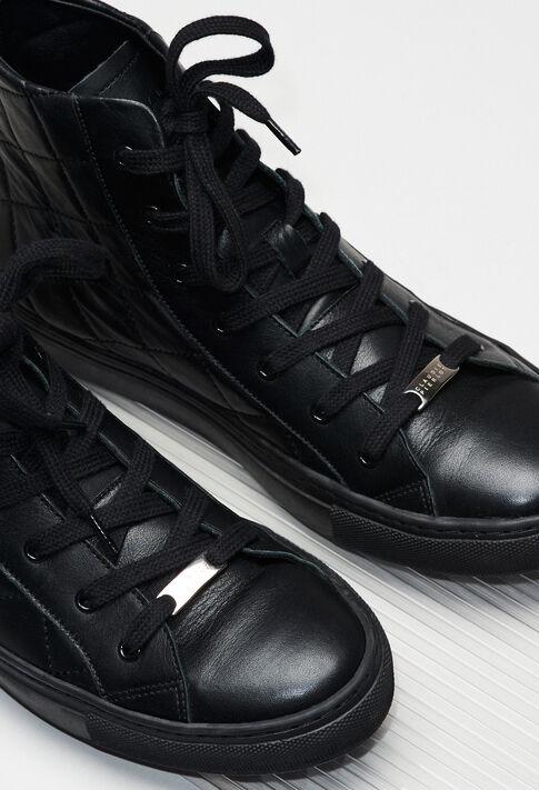 ARIAH19 : Zapatos color NOIR