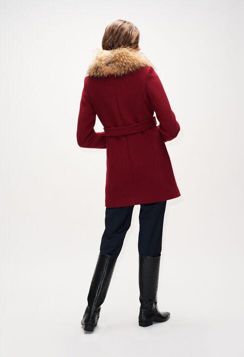 GILLESH19 : Manteaux et Blousons couleur VELVET