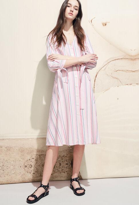 RAISSA : Robes couleur ROSE