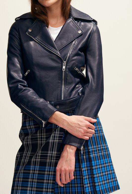CLASSIC : Abrigos y chaquetas color MARINE