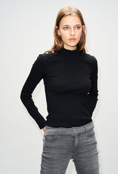 TRICHH19 : Camisetas color NOIR